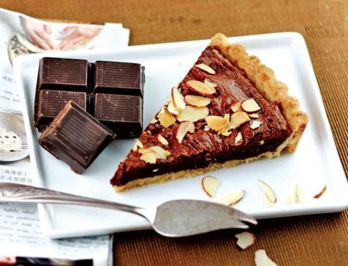 ترکیب شکلات و بادام چه می کنه؟!+عکس
