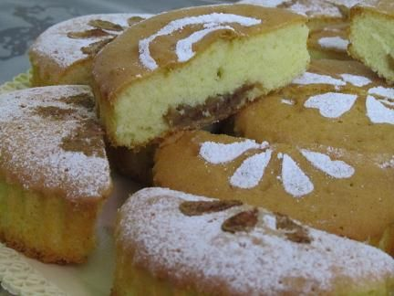 طرز تهیه پای سیب کیکی با طعم بسیار عالی!+عکس