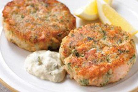 """با """"کیک ماهی""""لذیذترین و متفاوت ترین طعم ماهی را تجربه کنید"""