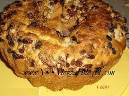 طرزتهیه کیک معطر دارچین و گردو!+عکس