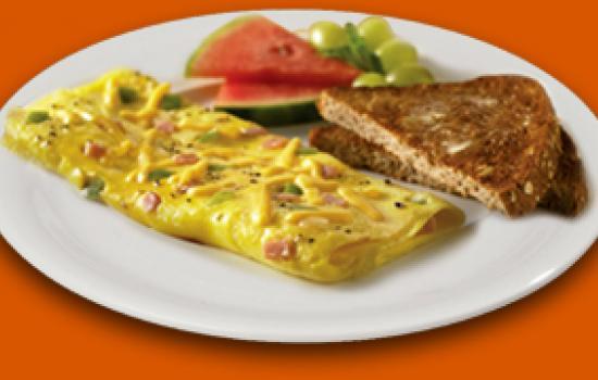 دستور پخت املت آمریکایی مخصوص صبحانه +عکس