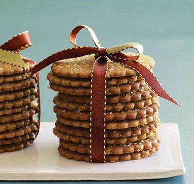 این شیرینی زیبا و لذیذ مخصوص شب کریسمس است!+عکس
