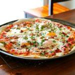 پیتزای متفاوت گوشت و نیمرو، یک پیشنهاد خاص!+عکس