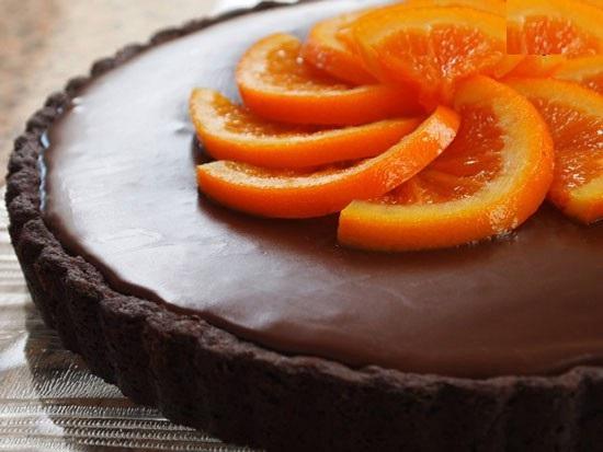 تارت شکلاتی بسیار لذیذ و آسان!+عکس