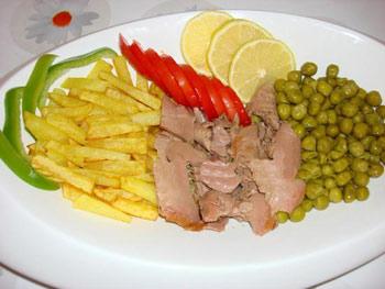 غذای فوری و خوشمزه با ماهی تن +عکس
