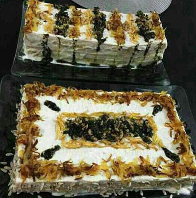 با کیک کشک و بادمجان مهمانانتان را سورپرایز کنید!+عکس
