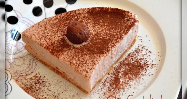 دسر پای شکلات خامه ای را حتما امتحان کنید! +عکس