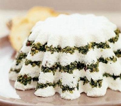 طرز تهیه ماست چکیده شیک و خوشمزه با سبزیجات معطر! +عکس