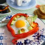 اگر برای صبحانه مهمان داشتید این نیمرو را درست کنید!+عکس