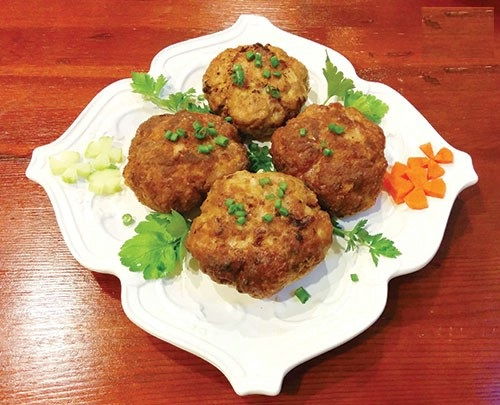 شامی مراغه ای، غذای پیشنهادی برای طرفداران غذای سنتی!+عکس