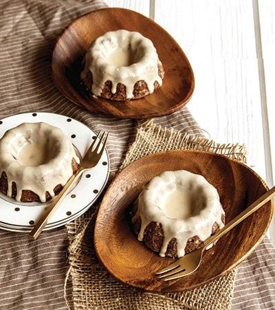 کیک مخصوص عاشقان طعم قهوه و شکلات!+عکس