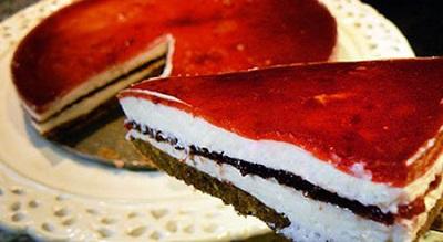 دستور تهیه یک چیز کیک آسان و عالی+عکس