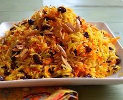 هویج پلوی خوشمزه به سبک لبنانی!+عکس