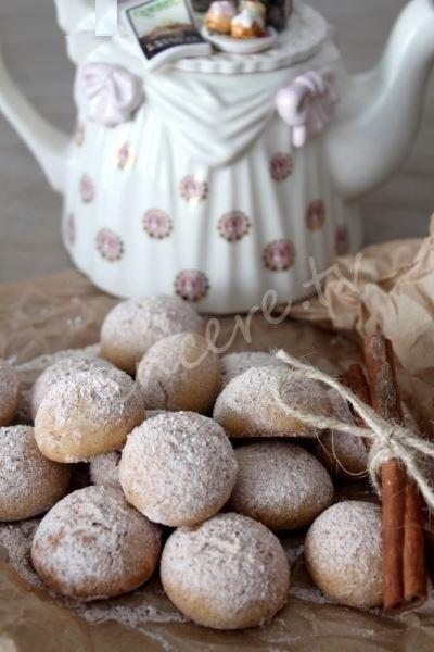 شیرینی های کوچولو و خوشمزه دارچینی!+عکس