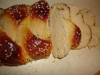 طرز تهیه نان شیرمال مخصوص سحری