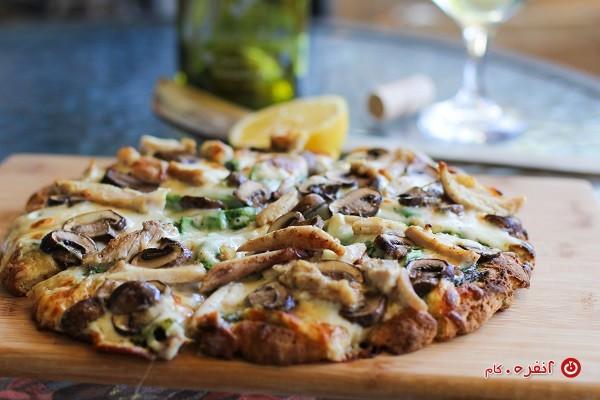 سالمتریت پیتزای خانگی اینجاست!