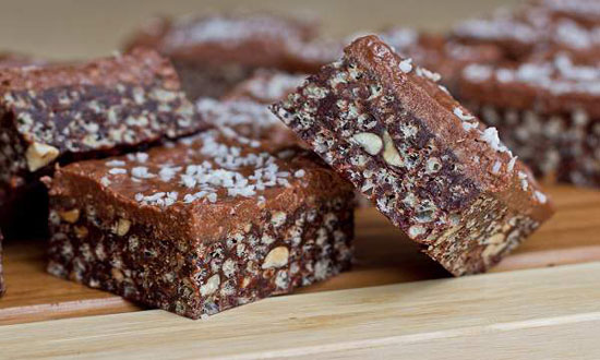 این شکلات های خوشمزه نیاز به پخت ندارن! +عکس