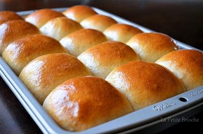 طرز تهیه یک نان مقوی، آسان و خوشمزه: نان سیب زمینی! +عکس