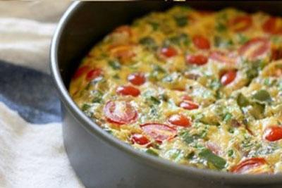 املت سبزیجات رژیمی و خوشمزه!+عکس