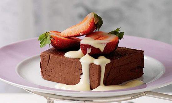 طرز تهیه مارکیز شکلاتی ، دسر فرانسوی +عکس