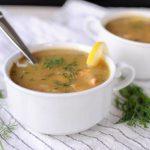 طرز تهیه آبگوشت سالمون مخصوص پاییز و زمستان +عکس