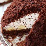 طرز تهیه کیک آتشفشانی ، کیکی که هوش از سرتان می برد +عکس