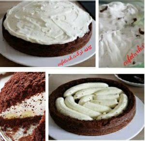 طرز تهیه کیک آتشفشانی