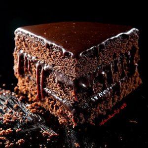 طرز تهیه کیک شکلاتی مخصوص روزهای سرد