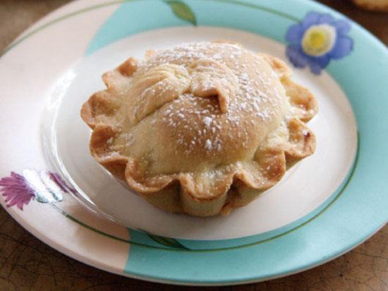 طرز تهیه تارتلت سیب سوئدی ،دسری فوق العاده +عکس