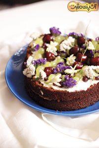 طرز تهیه کیک بادام