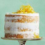 طرز تهیه کیک لیمویی با روغن زیتون و خامه لیموئی +عکس