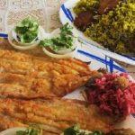 طرز تهیه سبزی پلو با ماهی +عکس