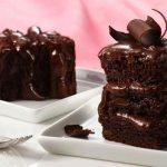 طرز تهیه کیک شکلاتی بدون تخم مرغ +عکس