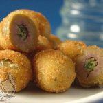 طرز تهیه زیتون های سوخاری ، مخلفات باکلاس کنار غذا +عکس