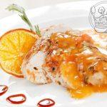 طرز تهیه سینه مرغ با سس پرتقال و عسل +عکس