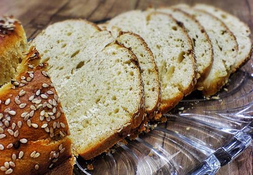 طرز تهیه نان صبحانه ایتالیایی +عکس