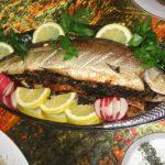 طرز تهیه دو قوس ماهی +عکس