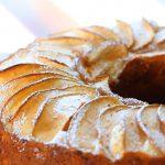 طرز تهیه کیک سیب و دارچین +عکس