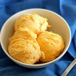 طرز تهیه بستنی انبه +عکس