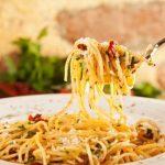 طرز تهیه اسپاگتی سالسا +عکس