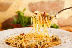 طرز تهیه اسپاگتی سالسا