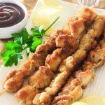 طرز تهیه کباب مرغ سوخاری +عکس