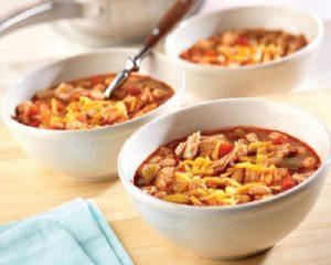 طرز تهیه خوراک مرغ و لوبیا قرمز بلغاری +عکس