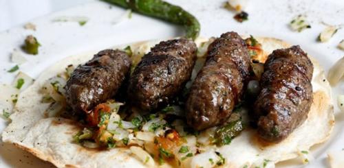 طرز تهیه کباب لبنانی +عکس