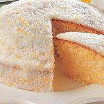 طرز تهیه کیک نارگیل +عکس
