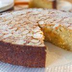 طرز تهیه کیک بادام فرانسوی +عکس
