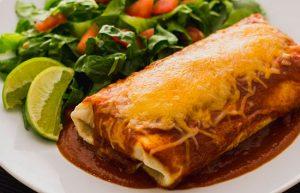 طرز تهیه بوریتو مکزیکی