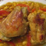 طرز تهیه خورش عربی فاصولیا