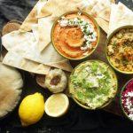 طرز تهیه حمص کلاسیک و حمص فلفل قرمز