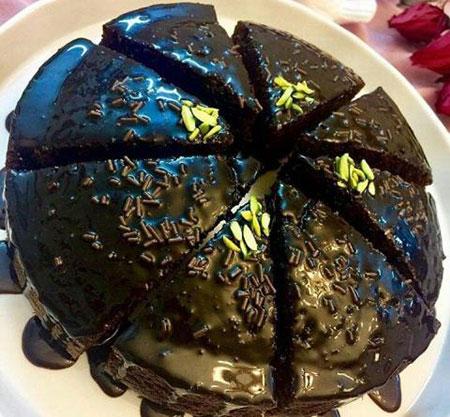 طرز تهیه کیک گاتوشا